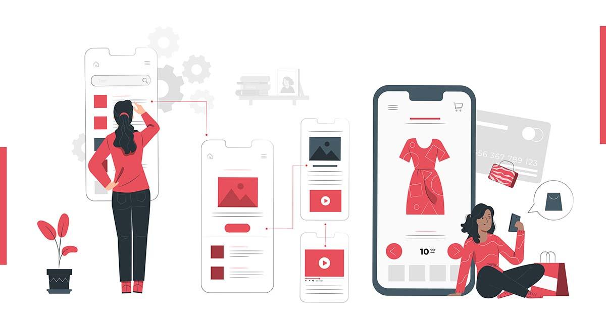 Aplicaciones Móviles Android de alto rendimiento para comercio electrónico y fintech