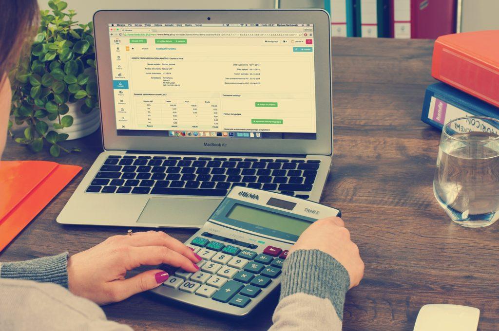 Teneduría de libros y contabilidad virtual para empresas