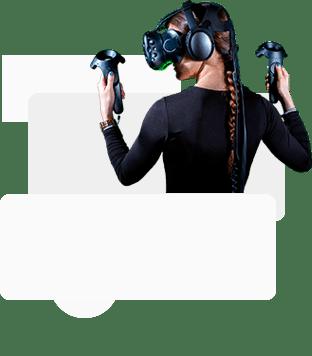 vr/ar video game development