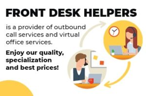 Remote virtual services for business | Call center | Help Desk Support
