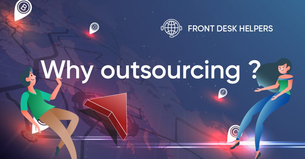 Outsourcing brings your company benefits like lower labor prices, high technology access, and guaranteed result