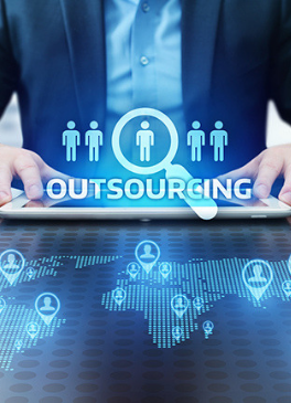 Outsourcing definition and 6 main types