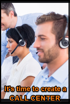 Outsourcing call center services. Call or contact center?