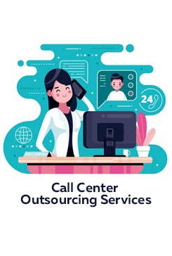 Modern call center offer different telecomuunication services and qualified support