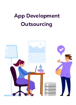 Web, software and app development outsourcing