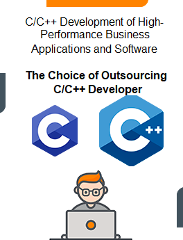 C/C++ Development of High-Performance Business Applications and Software. The Choice of Outsourcing C/C++ Developer