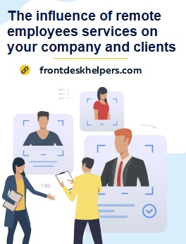 What are the Business Services of the Remote Employees/Outsourcing Company?