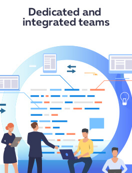 Dedicated and Integrated Teams in Outsourcing