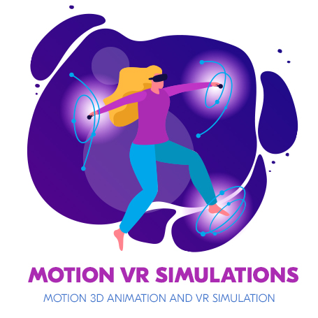 Simulaciones de movimiento de Realidad Virtual (Motion VR)
