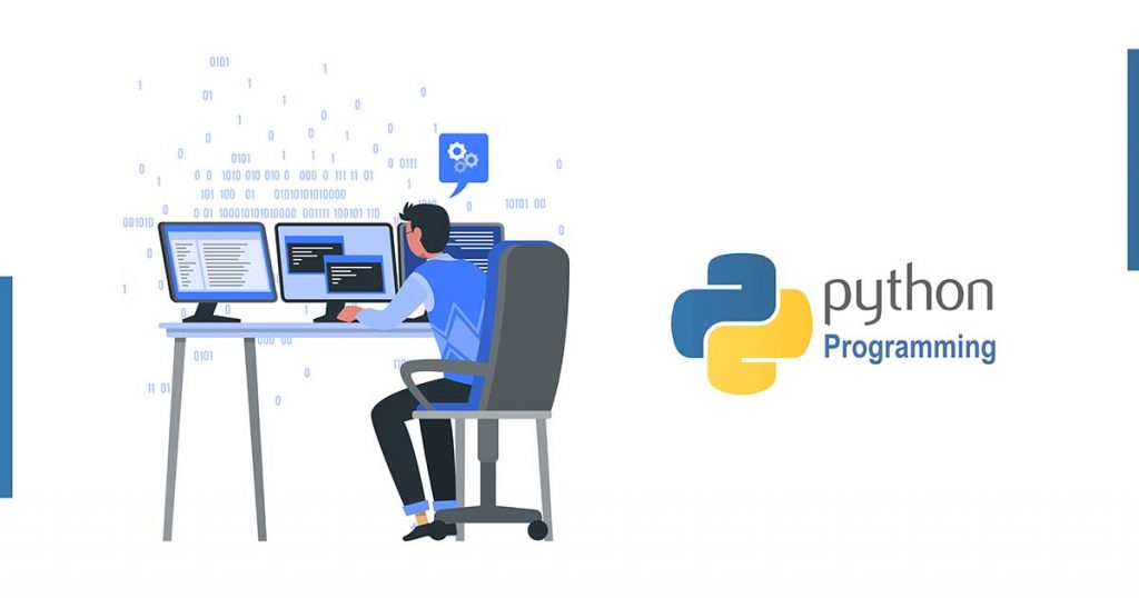 The programming language Python. What projects can be implemented in Python?